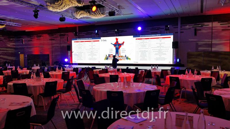 Corporate Event_mariott rive gauche